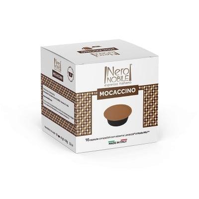A Modo Mio Nero NOBILE Mocaccino 16 бр.