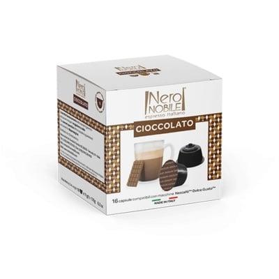 Dolce Gusto Nero NOBILE Cioccolato 16 бр.