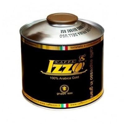 Кафе на зърна IZZO 100% Arabica Gold 1 кг.