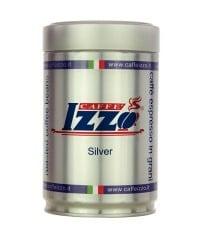 Кафе на зърна IZZO Silver 0.250 кг.