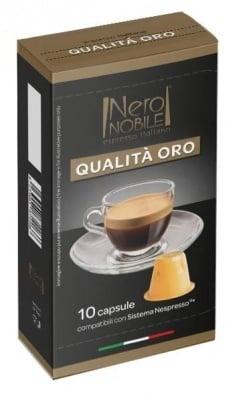 Nespresso Nero NOBILE Qualita Oro 10 бр.