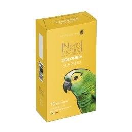 Nespresso Nero NOBILE Colombia 100% arabica 10 бр.