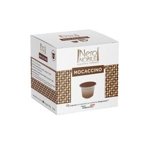 Nespresso Nero NOBILE Mocaccino 10 бр.